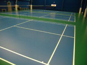 Sportovní podlahy Zetor