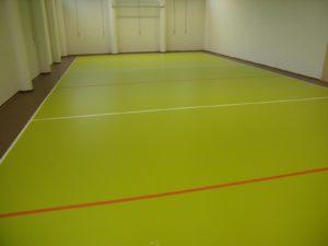Sportovní podlaha Brno