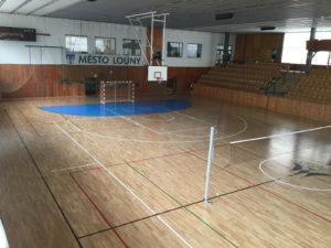 Sportovní hala Louny
