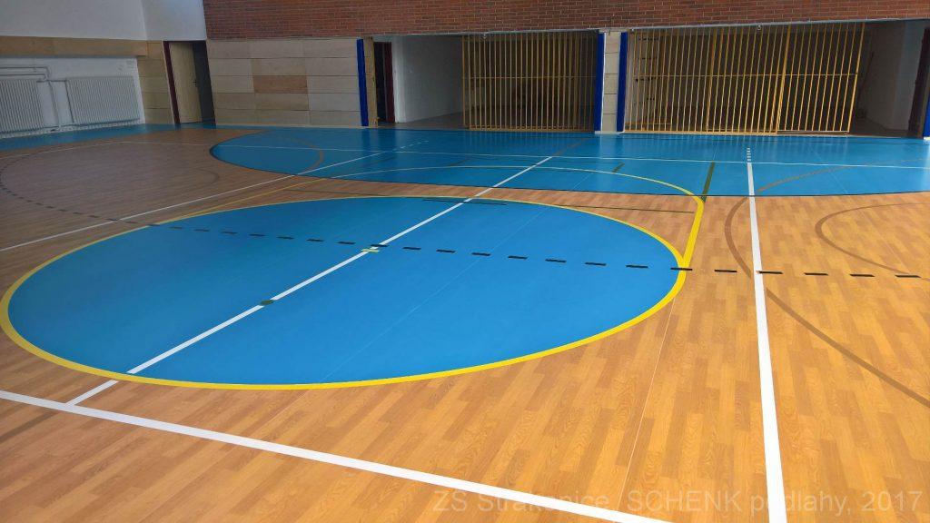 Podlahy v Prostějově