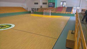 Rekonstrukce sportovní haly HC Robe Zubří