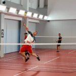 Sportovní podlaha, rekonstrukce SCHENK