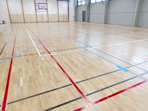 Sportovní hala Jiříkovice