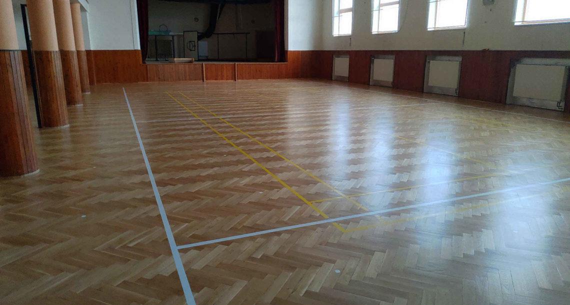 renovace vlysové podlahy