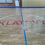 Sportovni podlaha Boen, sportovni hala Tolstého Klatovy